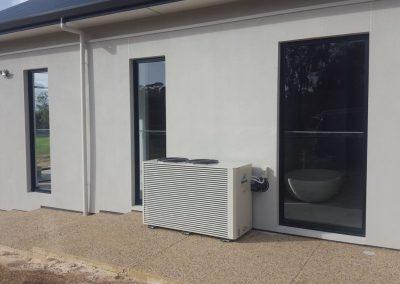 High End Residential Actron 23Kw ESP outdoor unit Clarendon