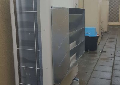 14kw Hitachi outdoor unit with Air deflector Glengowrie