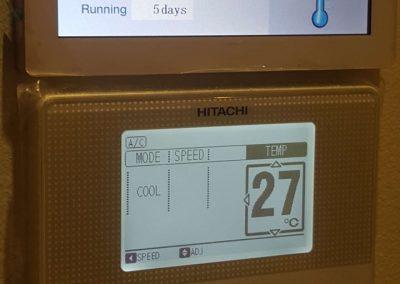 Air touch controls Hitachi 8kw Kurralta Park