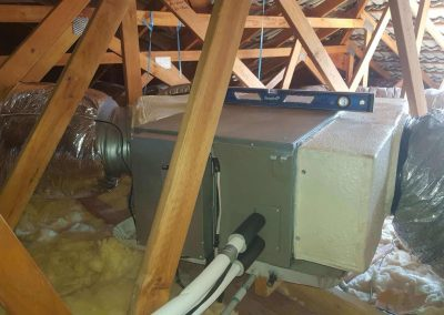 Carrier indoor unit ducted Beaumont Residential