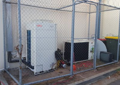 Commercial Air Conditioning Fit-outs Fujitsu Parkside
