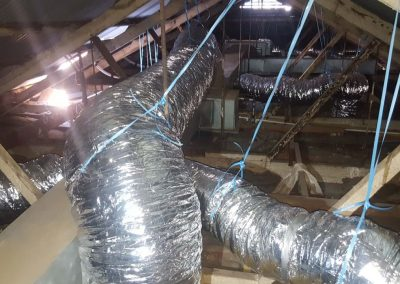 Commercial Duct installation in Adelaide