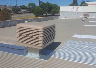 Commercial Evaporative Installations Coolair Lonsdale