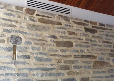High end residential Projects Linear Vents Springfield