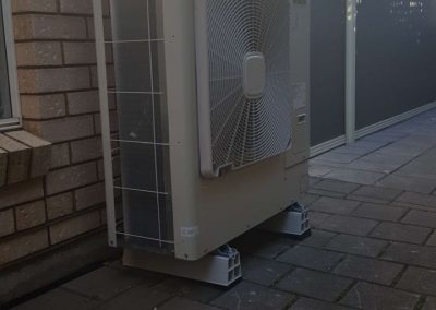 Hitachi 10Kw Outdoor unit residential Hectorville