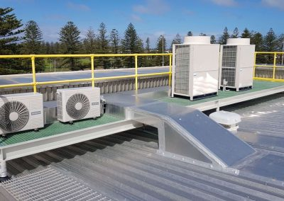 Large Scale Passenger Terminals HVAC Commercial projects requirements Outer Harbour Port Adelaide