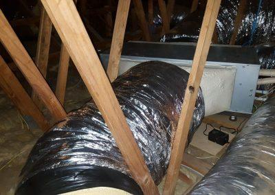 Residential ducted change Over Indoor unit16kw Fujitsu Golden Grove