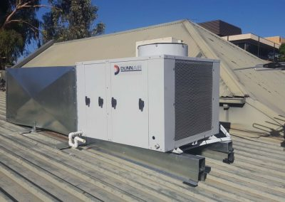 Specialised Packaged AC units to suit Commercial fit outs North Adealide