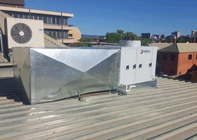 Specialised Packaged AC units to suit residential fit outs Adealide