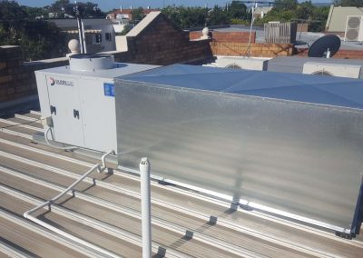 Specialised Packaged AC units to suit residential fit outs Kent Town
