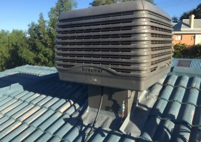 Specialising in Residential Braemar Evaporative installations and Change overs Mclaren Vale