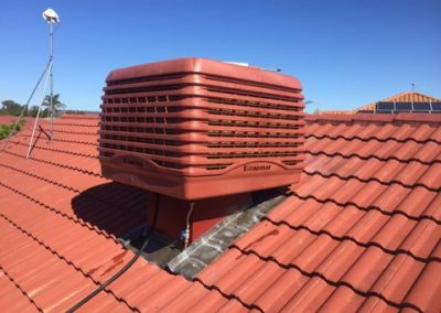 Specialising in Residential Braemar Evaporative installations and Change overs Millswood