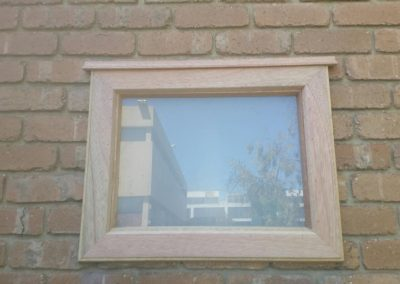 Specialising in Residential RAC removal and Window Frame conversion repairs Malvern