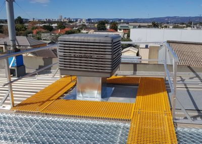 Specialising in commercial Evaporative Changeover installations Richmond