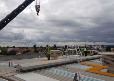 Specialising in commercial Evaporative installations Keswick