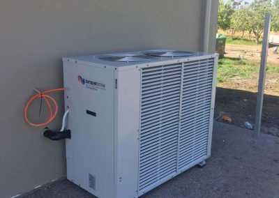 Temperzone 29kw 3 phase Digital scroll outdoor unit Aldinga Residential