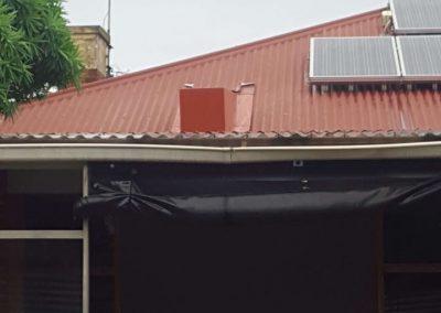 External Sheet metal ducting installations residential Kurralta Park